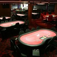 Poker Tournament Area