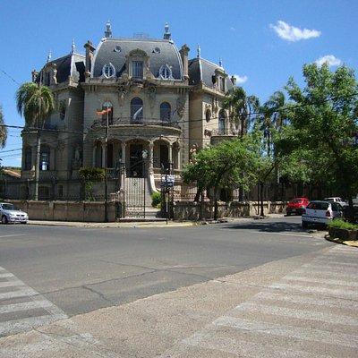 Palacio / Museo Arruabarrena