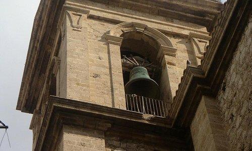 Vista del Campanile Chiesa del Rosario