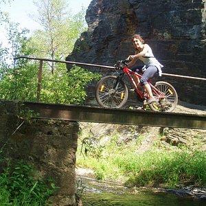 Bike adventure out of Prague