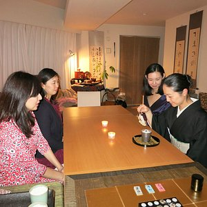 Japanese Incense Ceremony