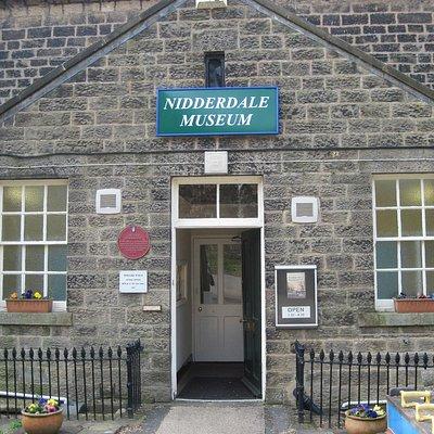 Nidderdale Museum frontage