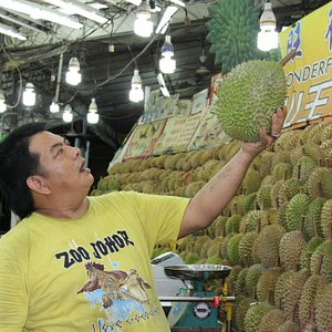 the king of the Asians fruits -Durian