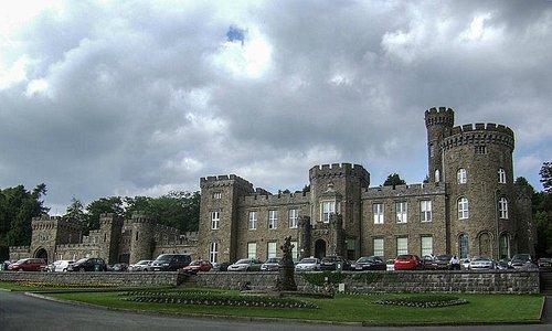 Castell Cyfarthfa