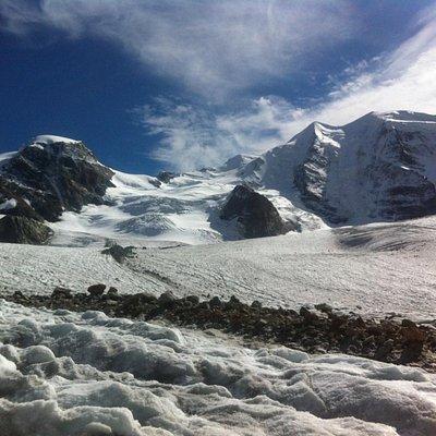 Gletscherwanderung Morteratsch