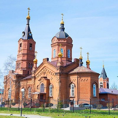 Cathedral of St. Alexander Nevsky