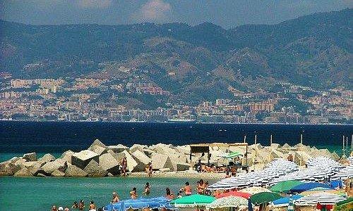 Spiaggia di Gallico Marina