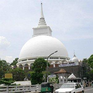 Stupa  in Kalutara