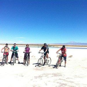 Mountain Bike Atacama