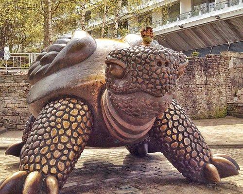 Turtle & Troll ;)
