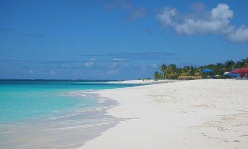 Crystal Clear Water @ Shoal Bay, Anguilla
