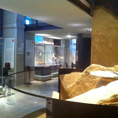 Museo Archeologico Artimino, la sala grande