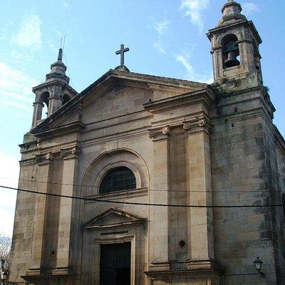 Iglesia de Santiago en Padrón