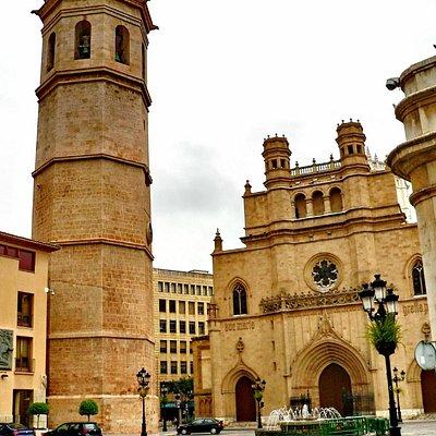 Santa Maria de la Asuncion Church