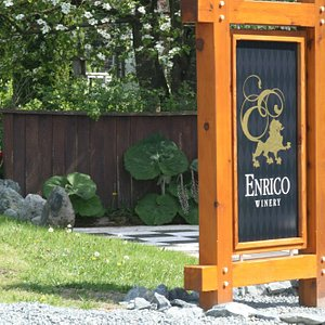 Entrance to Winery