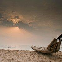 Sunrise at the Beach