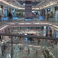 Quest Mall - an inside view