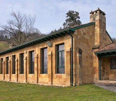 Centro de Recepción en Interpretación del Prerrománico Asturiano
