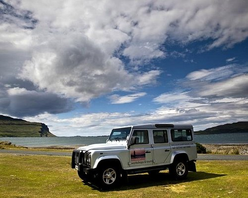 The Islandscape Photography Land Rover Defender