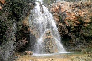 Cascada de la Hiedra