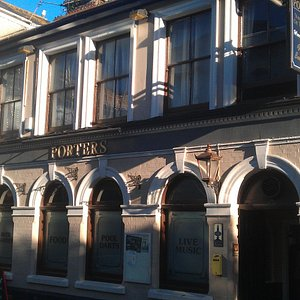 Porters front