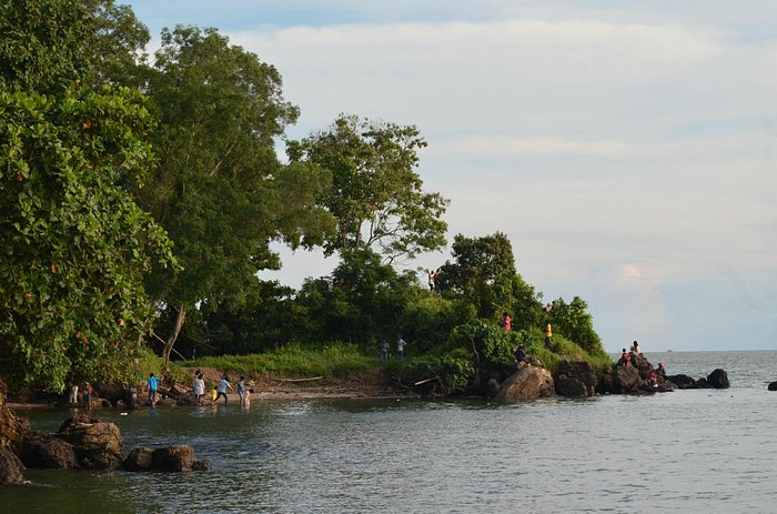 view from Banua Patra