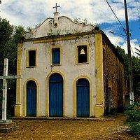Fachada da Igreja de Nossa Senhora de Santana