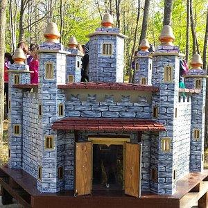 Il Castello del Gran Consiglio