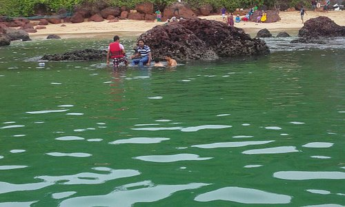 Hello. ...on 9/05/2014....my family trip to goa...my son's name is Harshan...He enjoyed ....