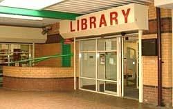 Colin Glen Library