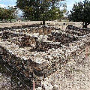 Typical Israelite dwelling