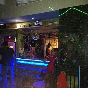 Bar night one.