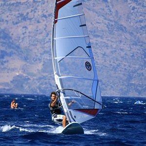 Windsurfen in Kroatien, Bota windsurf centar insel hvar