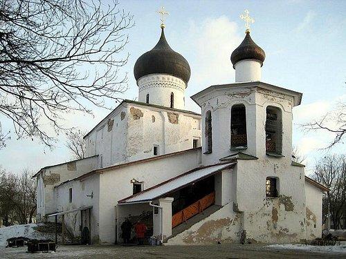 Церковь Василия на Горке