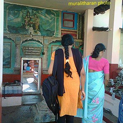 Temple Entrance-Muralitharan photo