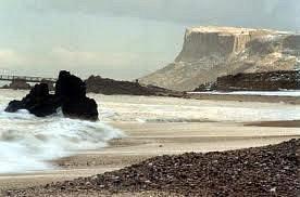 Scorcio di Ballycastle Beach