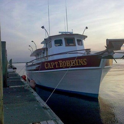 Capt Robbins Fishing boat