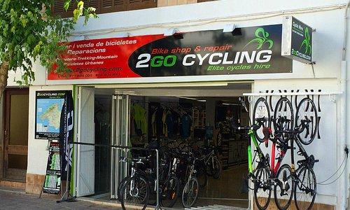 2GoCycling in Puerto de Pollenca