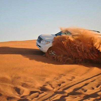 Desert Dune Bash