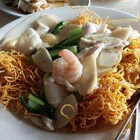 Combination Crispy Noodle