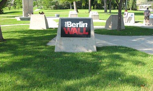 Berlin Wall Exhibit - Rapid City