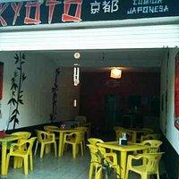 Kyoto restaurant in Central Melaque/San Patricio