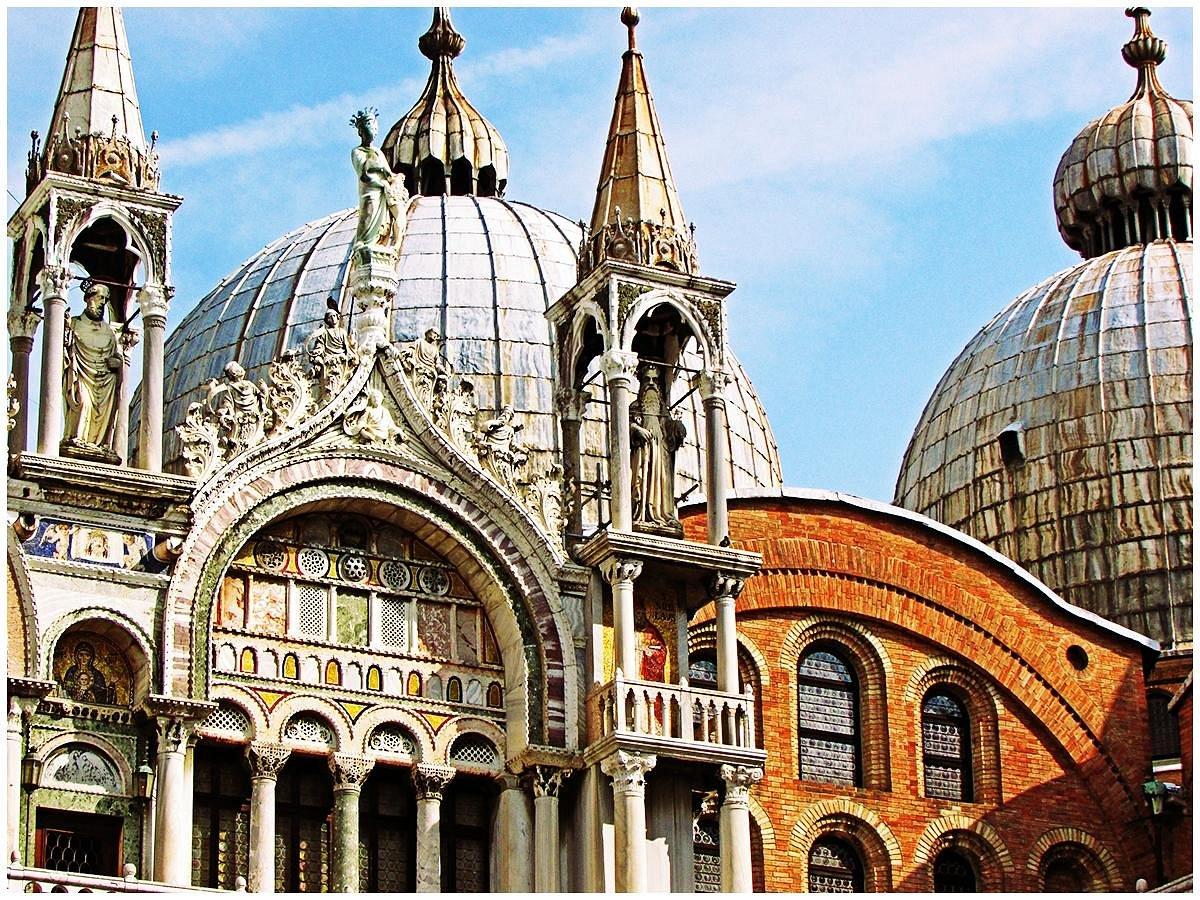 Markusdom Basilica Di San Marco Venedig Aktuelle 2021 Lohnt Es Sich Mit Fotos Tripadvisor