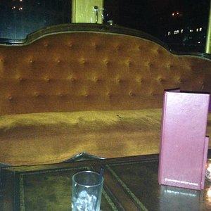 Comfy seats