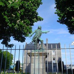 Patrick Sarsfield Statue