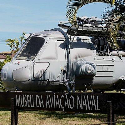 Museu da Aviação Naval brasileira