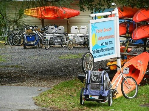 Bikes, Kayaks, Surf, SUP