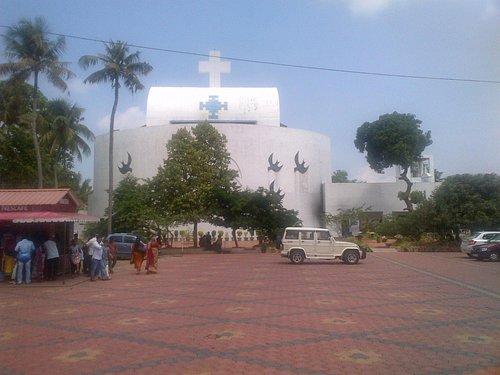 VIEW OF THE PARUMALA CHURCH