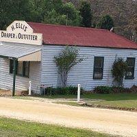 The original draper's shop