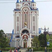 Градо-Хабаровский собор Успения Божьей Матери